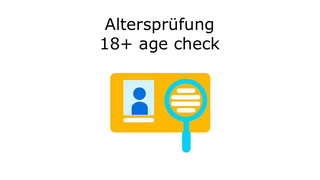 Jugendschutz und AVS für indizierte Produkte